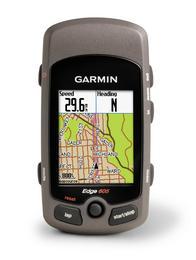 Garmin Edge 605 cykelcomputer på afveje